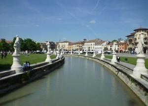 Piazza Prato Della Valle -Padova