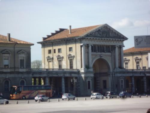 Padova Foro Boario Piazza Prato della Valle