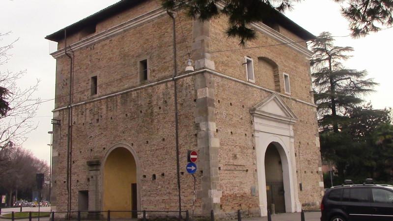 Porta Liviana o Pontecorvo